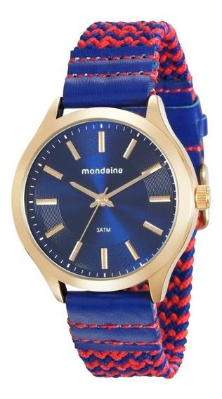Relógio Mondaine Feminino 76649lpmvdd2