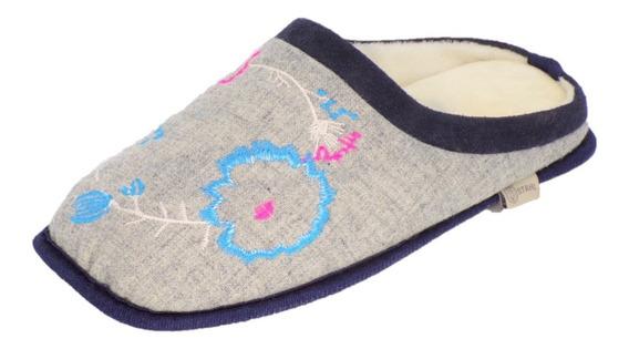 Pantuflas Stahl Originales, Mujer, Textil, E-3749