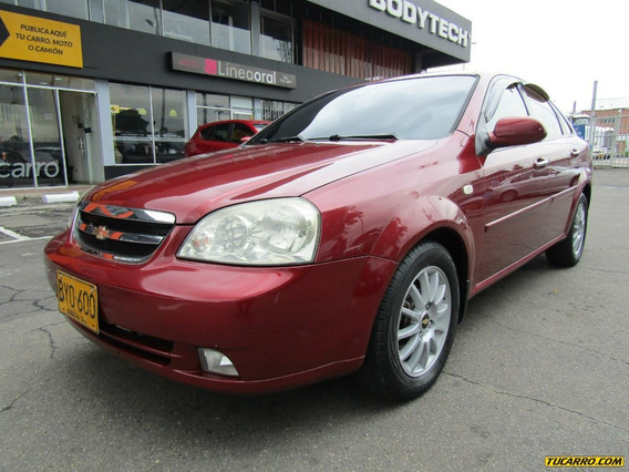 Chevrolet Optra Limited At