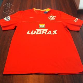 Camiseta Flamengo Vermelha - Tamanho G
