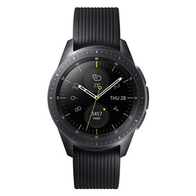 Smartwatch Samsung Galaxy Bt 42mm Preto, Tela 1.2