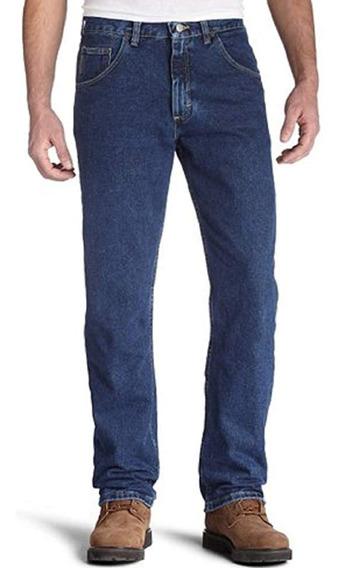 Pantalón Mezclilla Caballero 42 X 32 Wrangler Straight Leg