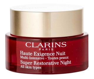 Crema Clarins Super Restorative Night 50ml Cerrada Sin Caja