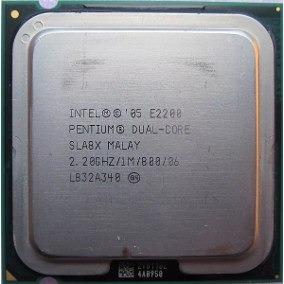 Processador Intel E2200 Dual Core 2.20 Ghz 775