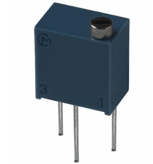 Potenciometro Trimmer Murata 50k Ohms # Kit C/ 10 Unidades