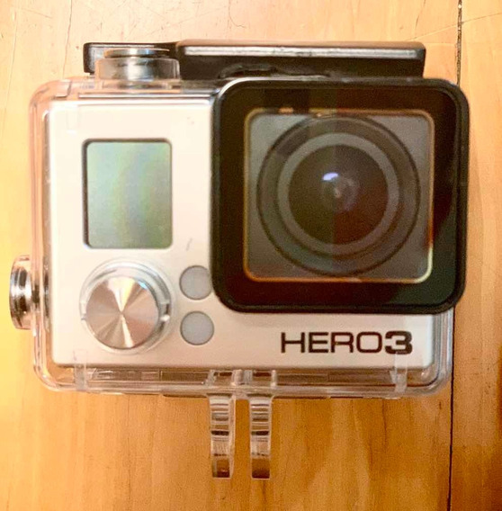 Go Pro Hero 3 Original, Com Acessórios