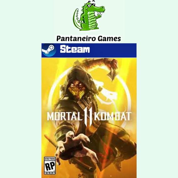 Mortal Kombat 11 Aftermatch Kollection Pc Steam Offline