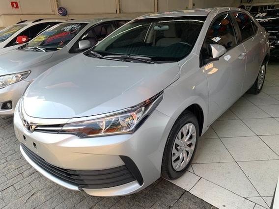 Toyota Corolla Gli 1.8 Flex Automático 2018 Estado De Zero!