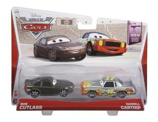 Disney Pixar Cars Bob Cutlass & Darrel Cartrip