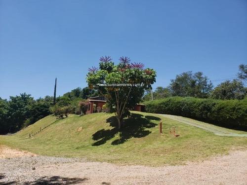 Imagem 1 de 9 de Exclusividade: Chácara Pronta Para Construir No Bairro Santa Clara 21mil M2, Com 3 Platôs E Pomar - Ch00028 - 69928555