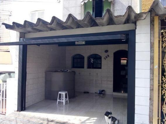 Casa Em Vila Ivone, São Paulo/sp De 90m² 2 Quartos À Venda Por R$ 485.000,00 - Ca423300