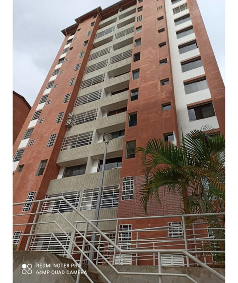 Bello Apartamento En Alquiler, Res. Serrania Av. Rotaria