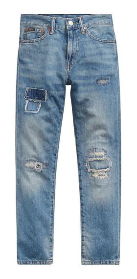 Pantalón Mezclilla Jeans Niño Polo Ralph Original
