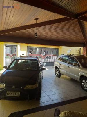 Sobrado Com 5 Dormitórios À Venda, 353 M² Por R$ 850.000 - Cidade Vista Verde - São José Dos Campos/sp - So0794