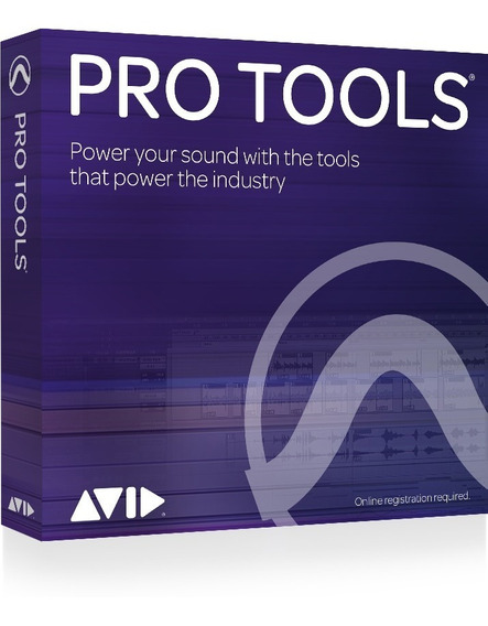 Avid Pro Tools 2019 + 10/11/12, Original Vitalicio + Ilok 3