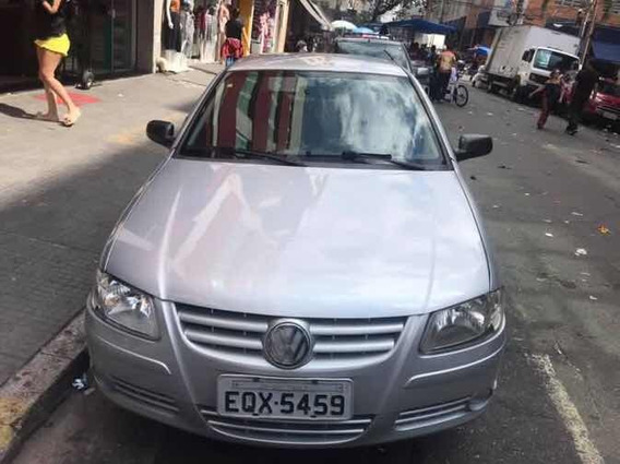 Volkswagen Gol City Giv 4p Básico 1.0 Flex