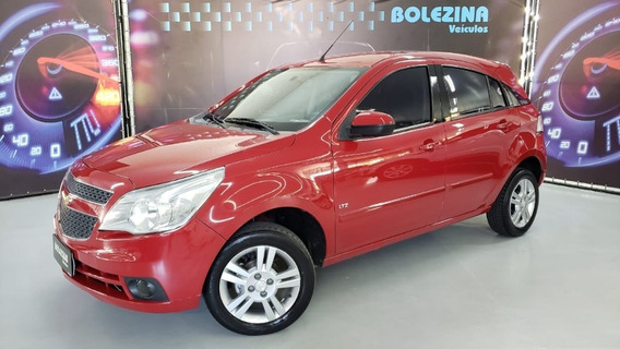 Chevrolet - Agile 1.4 Ltz 2011