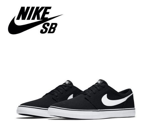 Zapatilla Nike Sb Portmore Ii Solar Cnvs
