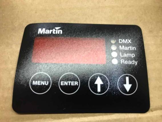 Adesivo Do Painel Para Moving Martin Mac