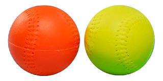Pelota Softball Pvc Deportes Full