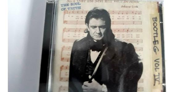 Johny Cash Cd The Soul Of True Duplo