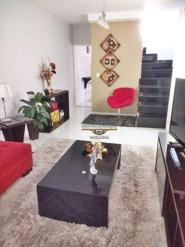 Imagem 1 de 15 de Sobrado Com 3 Dormitórios À Venda, 114 M² Por R$ 540.000,00 - Vila Formosa - São Paulo/sp - So1594