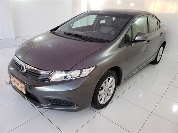 Honda Civic 1.8 Lxs 16v Flex 4p Manual