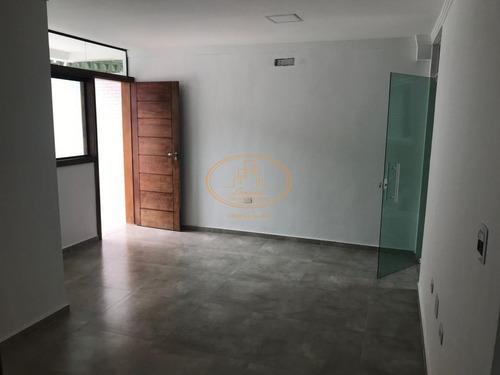 Casa  Com 2 Dormitório(s) Localizado(a) No Bairro Marapé Em Santos / Santos  - 6578