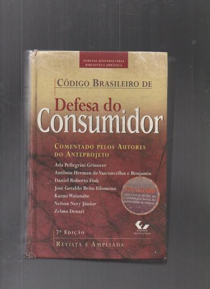 Livro Código Brasileiro De Defesa Do Consumidor - 7 Edição