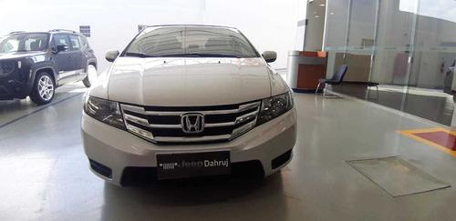 Honda City Lx Automatico 1.5 2013