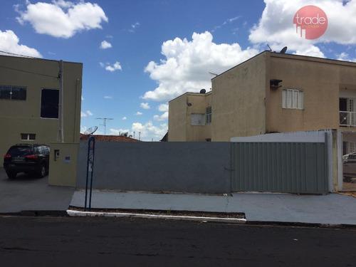 Terreno À Venda, 301 M² Por R$ 380.000,00 - Parque Industrial Lagoinha - Ribeirão Preto/sp - Te0156