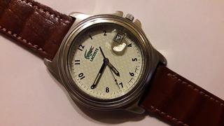 Reloj Lacoste Maquina Suiza Eta
