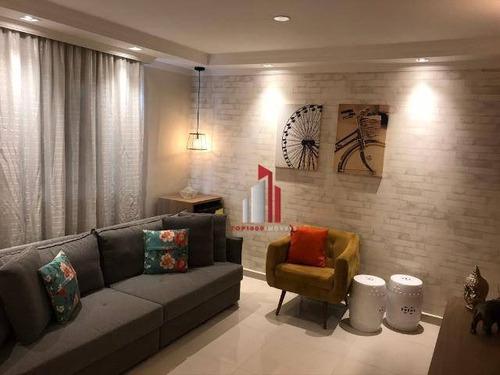 Imagem 1 de 20 de Casa Com 3 Dormitórios À Venda, 105 M² Por R$ 688.000,00 - Chora Menino - São Paulo/sp - Ca0155