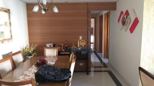 Apartamento Com 4 Dormitórios E Dois Terraços - Ap2063