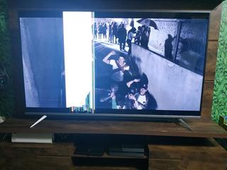 Smart Tv Skyworth 4k 65 Sw65s6sug (pantalla Rota-enciende)