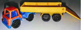 Plastgel - Caminhão Plastigel Com Rampa Traseira