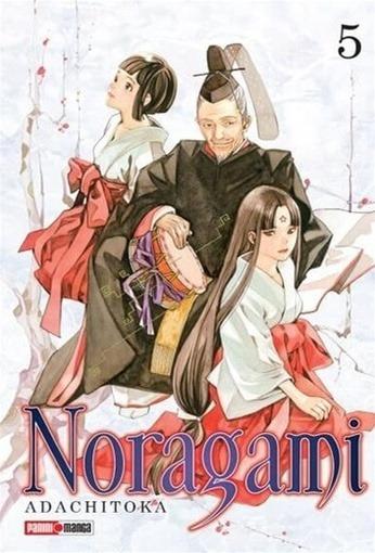 Noragami 05 - Adachitoka