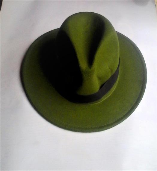 Sombrero En Paño