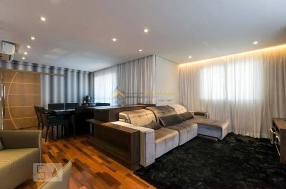 Apartamento Em Condomínio Padrão No Bairro Vila Bertioga, 3 Dorm, 3 Suíte, 3 Vagas, 142 M - 2402