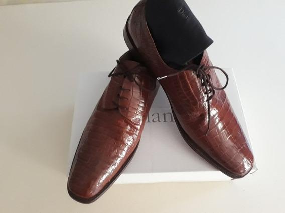 Zapatos Crocos Christian Dior T. 43, 45