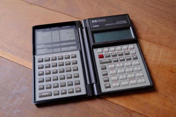 Calculadora Hp 28s Made Usa Para Coleção