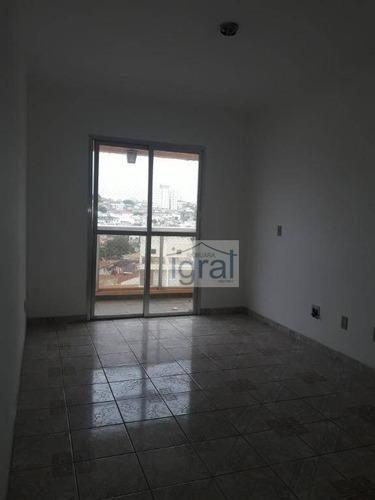 Apartamento Com 2 Dormitórios Para Alugar, 51 M² Por R$ 1.200,00/mês - Jardim Oriental - São Paulo/sp - Ap0058