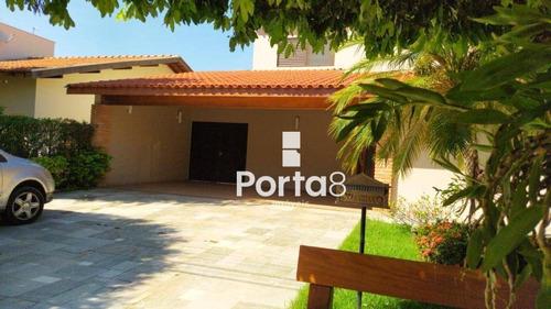 Casa À Venda, 320 M² Por R$ 1.300.000,00 - Parque Residencial Damha Ii - São José Do Rio Preto/sp - Ca2885