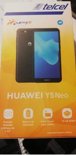 Celular Huawei 5y Neo Seminuevo