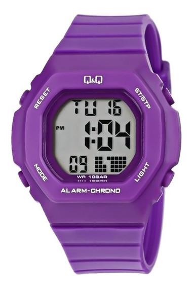 Relógio Q&q By Japan Unissex M137j003y C/ Garantia E Nf