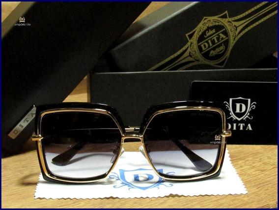 Óculos De Sol Dit Narcissus Lançamento + Frete Grátis °3913°
