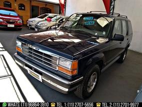 Ford Explorer Xlt 4.0 V6 4x4, Raridade, 30 Mil Km