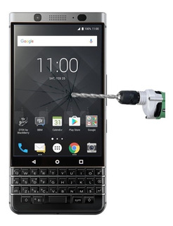 Vidrio Templado Blackberry Keyone 9h Plano + Envio #