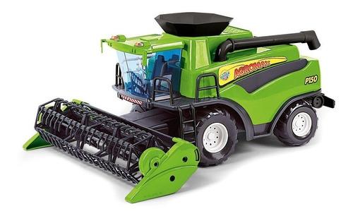 Colheitadeira Fazendeiro Agromax P150 Verde Poliplac