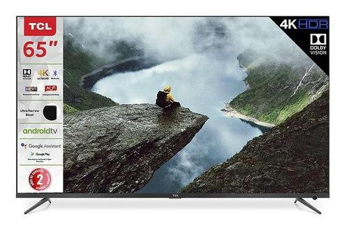 Pantalla Tcl 65 Pulgadas 4k Uhd Smart Tv Hdr 65a527 Tcl